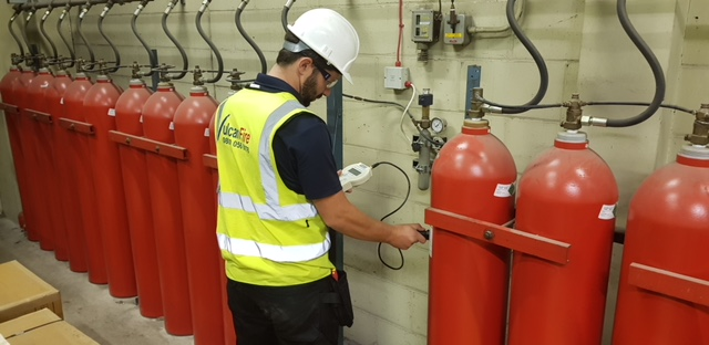 Fire Suppression Systems and Sprinklers, Vulcan Fire, Rochdale, Manchester