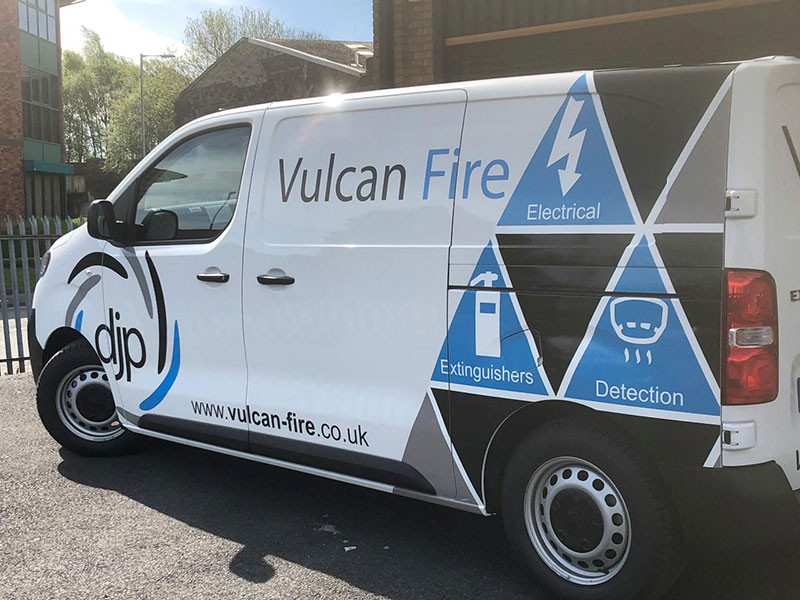 Vulcan Fire, One stop shop for Fire Detection, Prevention, Electrical & Security