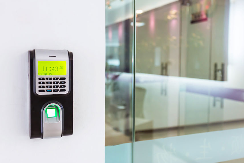 Vulcan Fire Door Entry, Access Control, Visitor Management