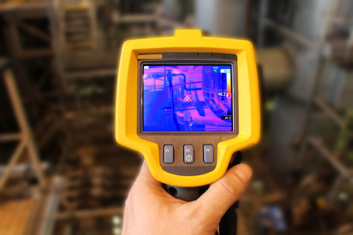 Thermal Imaging Testing, Thermography Service from Vulcan Fire